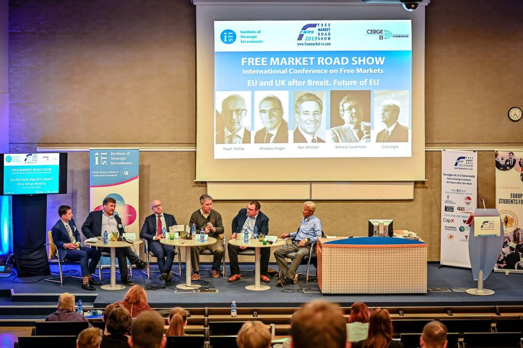 Report Prague 2019 - FMRS Europe